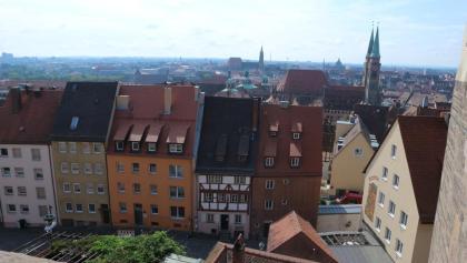 Aussicht über Nürnberg