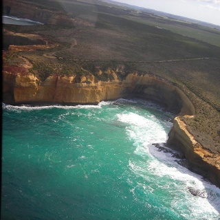 Coastline at Port Campbell National Park
