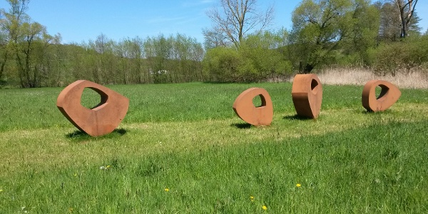 Passers Lorena Olivares - 2015, Skulpturen Rheinland-Pfalz
