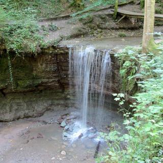 Vorderer Wasserfall