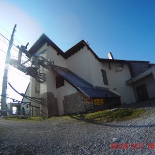 Seegrube/Hafelekar Talstation