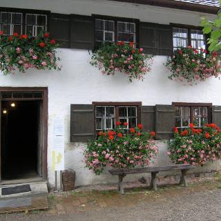 Bauernhofmuseum Illerbeuren