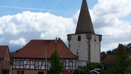 Lukaskapelle Schöllkrippen