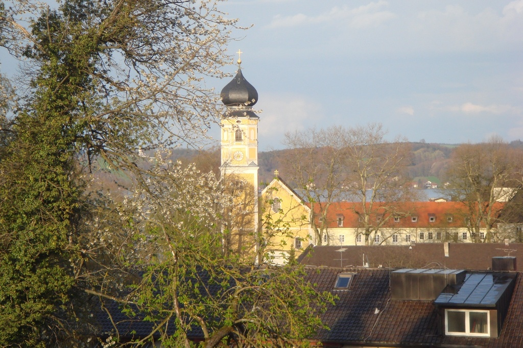 Kirche St. Martin Bernried (Gemeinde Bernried)