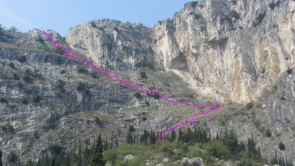 Klettersteig Colodri : Die schönsten klettersteige in arco