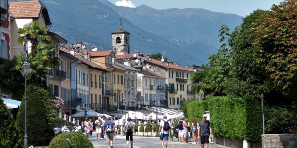 Promenade Cannobio