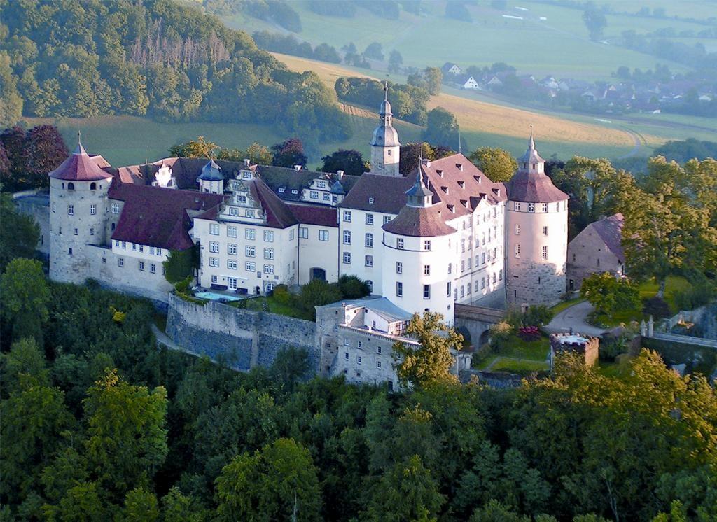 Schloss Langenburg   - © Quelle: Hohenlohe + Schwäbisch Hall Tourismus e.V.