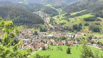 Gutach - Kleine Mosersteinrunde