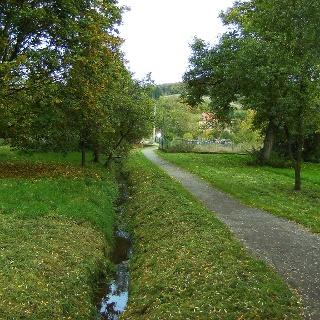 Am Hahngraben in Olsbrücken