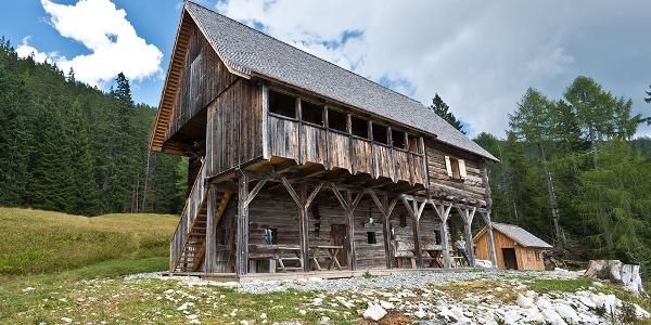 Bärenriedlauhütte  © ÖBF Nationalparkbetrieb Kalkalpen_Simlinger