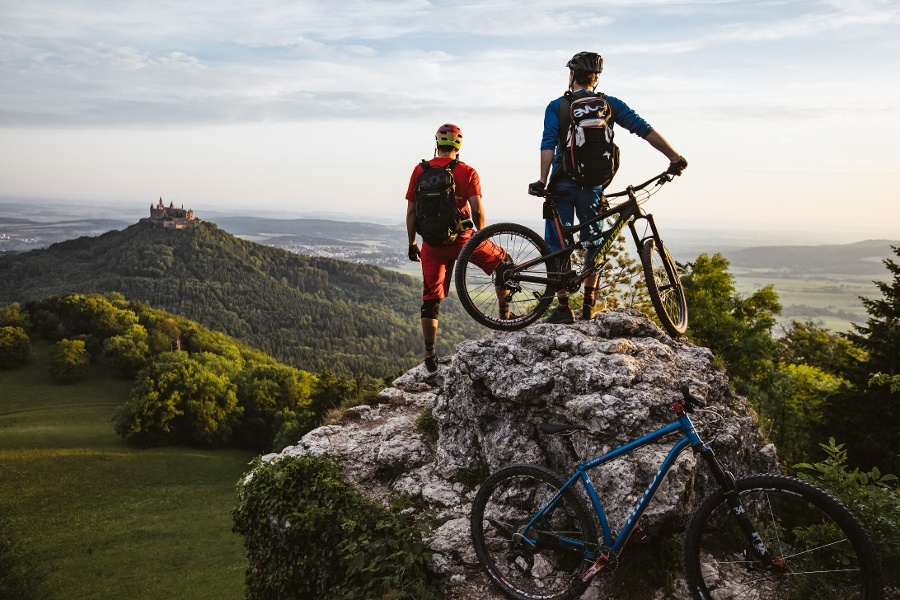 MTB - Tour GONSO Trail in Albstadt