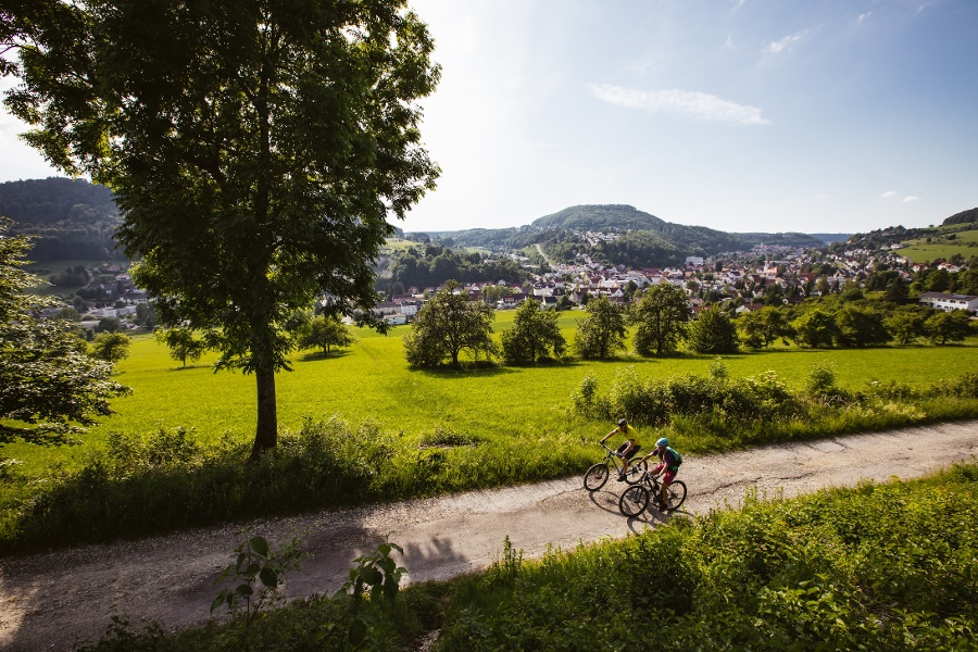 MTB - Tour APOLLO Sportrunde in Albstadt