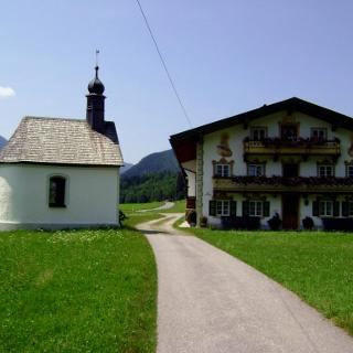 Kapelle im Jachental