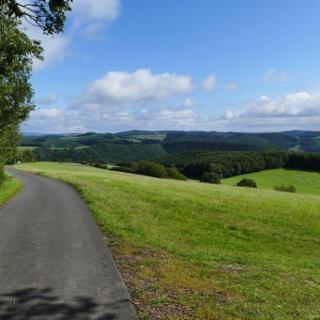 Blick Richtung Oberwörresbach