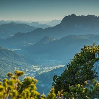 Gipfel Steinplatte Waidring