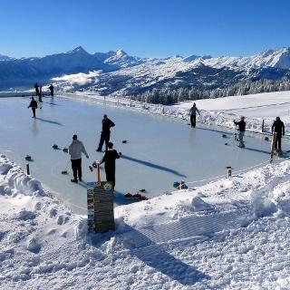 Natureisfeld Alp Raguta