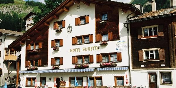 Hotel Suretta Sommer