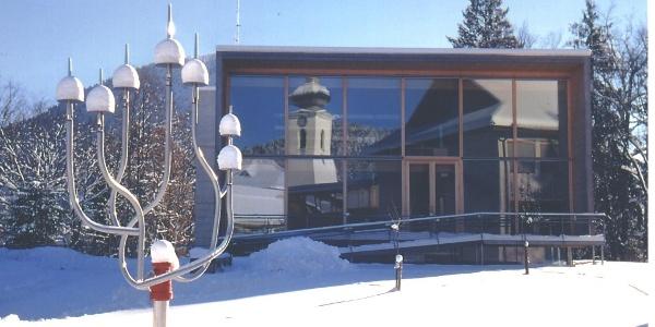 Das Frauenmuseum im Winter