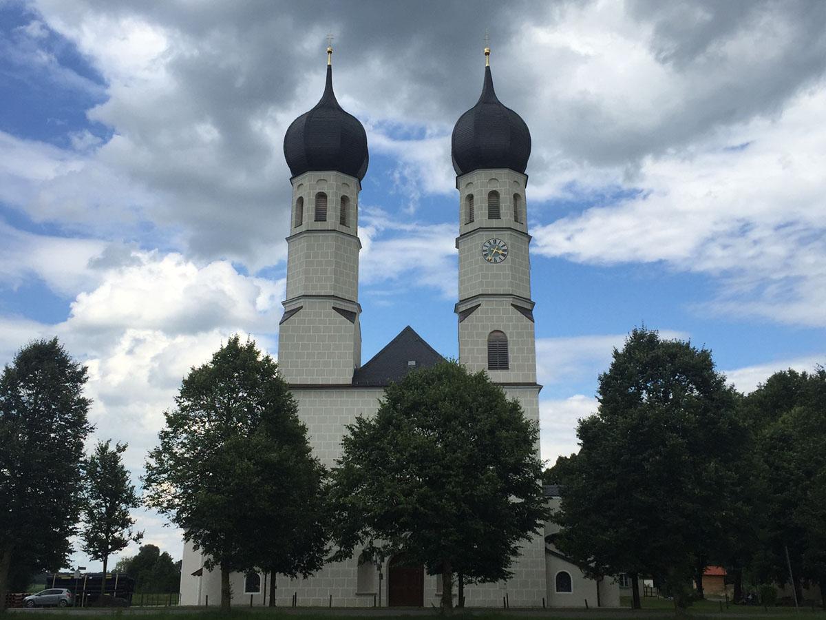Wallfahrtkirche Weihenlinden
