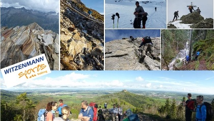 Die Witzenmann Bergsteiger- und Trekkinggruppe