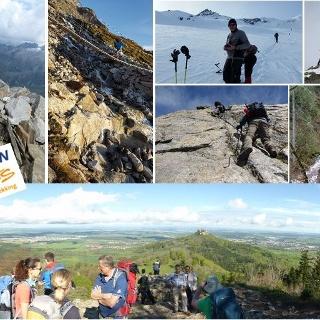 Die WITZENMANN Bergsteigergruppe