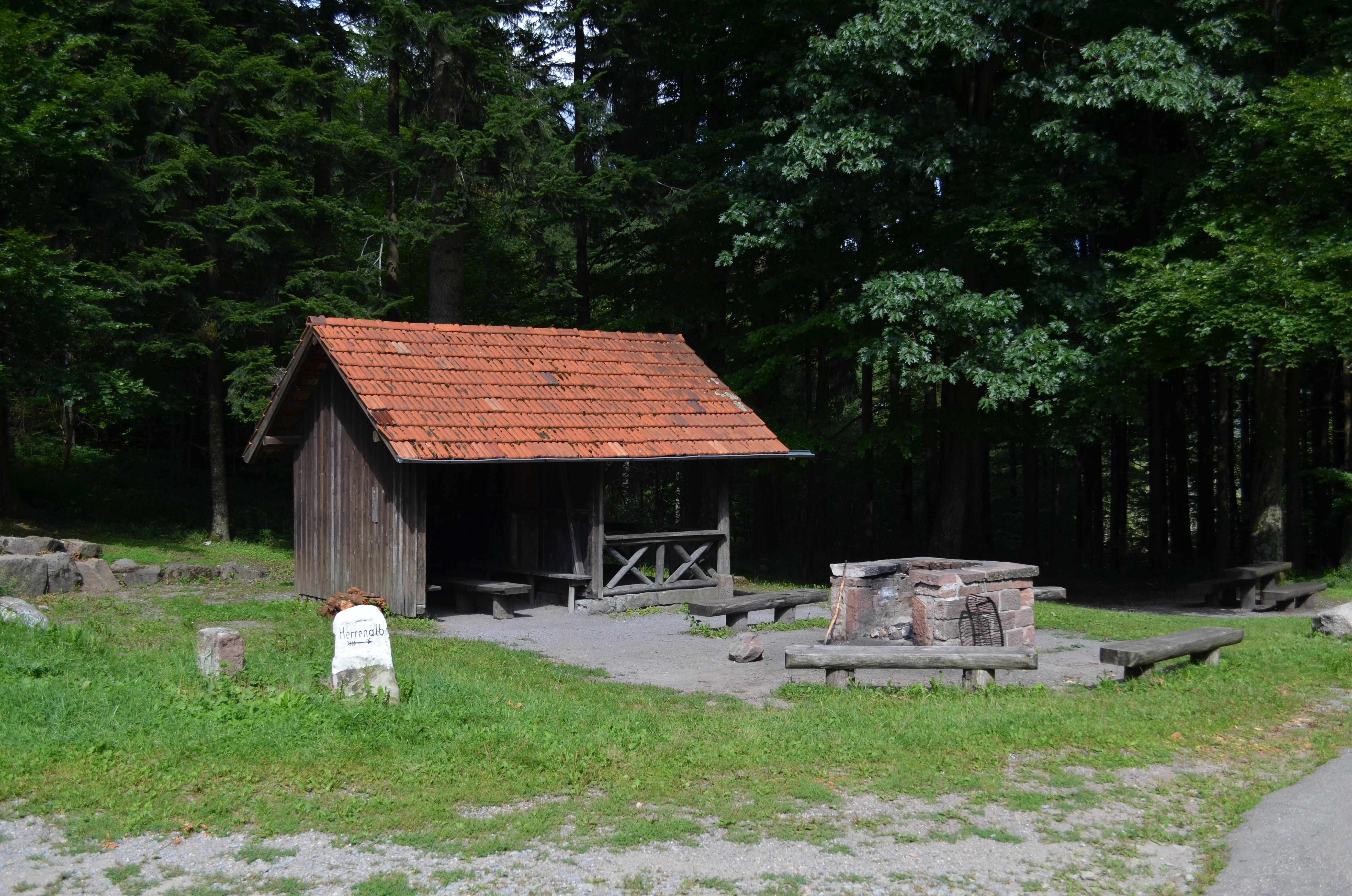 Hirschwinkelhütte