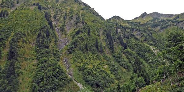 Das Tal des Turabaches