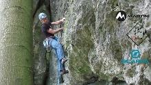 Schlaraffenland  in der Fränkischen Schweiz für Gelegenheitskletterer