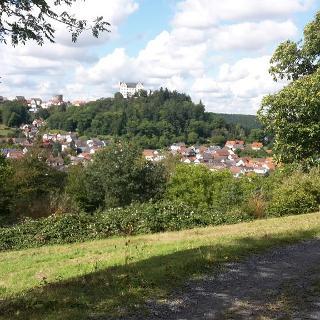 Schloss Lichtenberg und Niedernhausen