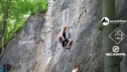 Klettersteig Fränkische Schweiz : Klettersteig einweisung website des dav straubing