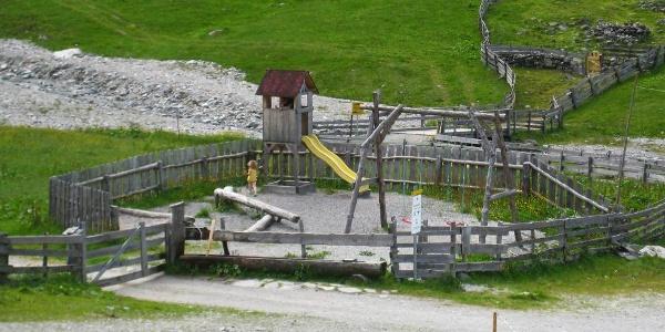 Spielplatz an der Gleirschalm