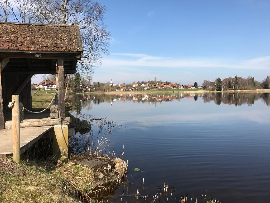 Blick auf den Soier See (Andreas Klausmann)