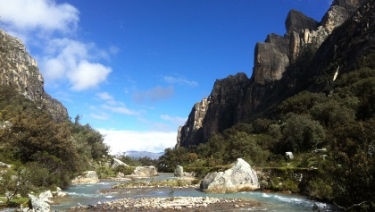 Valley of Ishinca