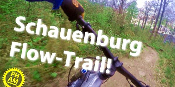BEST AFTERWORK RIDE! | Schauenburg Flow-Trail - Mountain biking around Heidelberg down Weißer Stein
