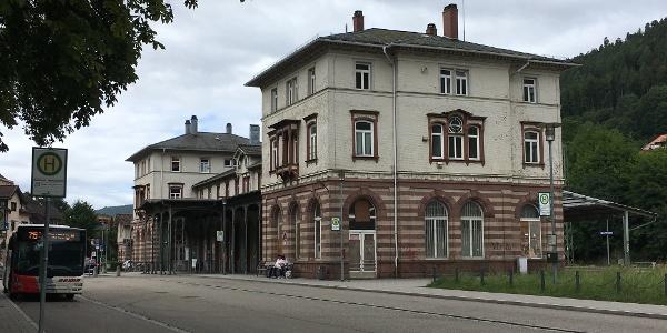 Bahnhof Bad Wildbad