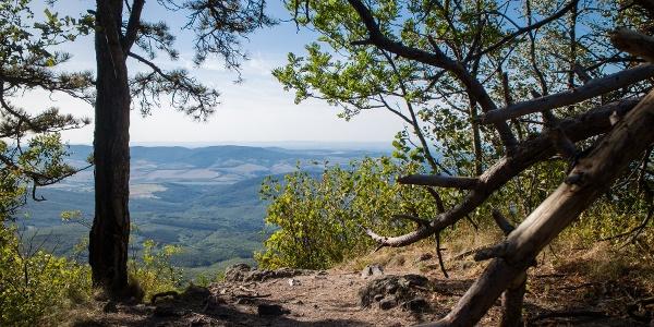 The lower peak of Ágasvár
