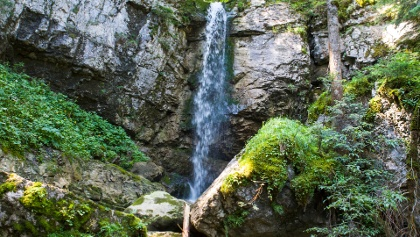 Siebli-Wasserfall