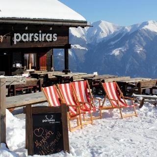 Berggasthaus Parsiras