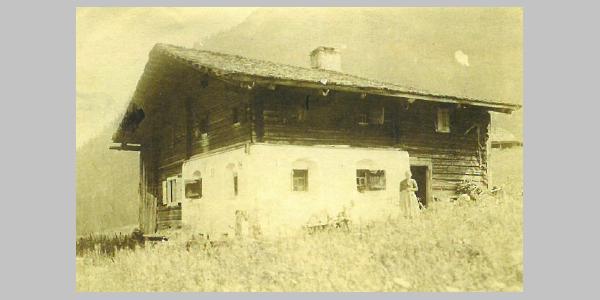 Ehem. Gasthaus Weißes Kreuz um 1920