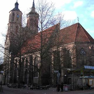 St. Johannis-Kirche Göttingen