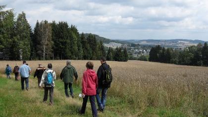 Wanderung um Geyer
