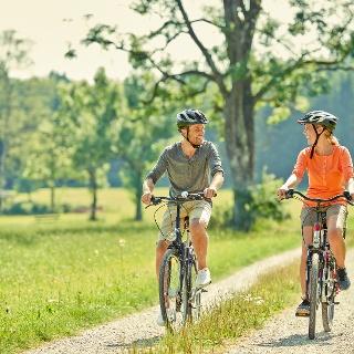 Radtour von Bad Wörishofen zum Kloster Irsee