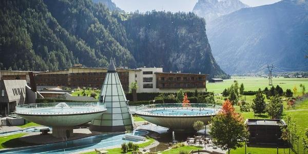 Aqua-Dome - Tirol Therme Längenfeld