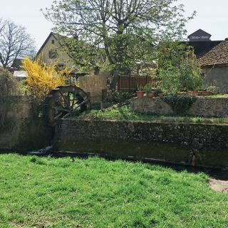 Dorfkern von Degerfelden