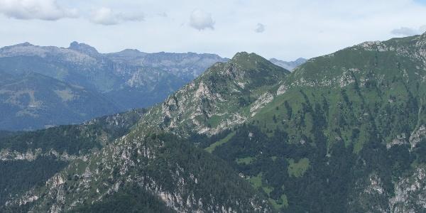Ridges of Val Concei