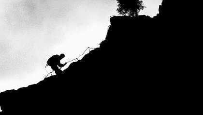 Klettersteig Ehrwald : Ehrwalder sonnenspitze seebenklettersteig wieder geöffnet