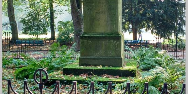 Denkmal Maximilian Weihe