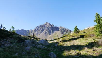Blick auf den Monte Ziolera