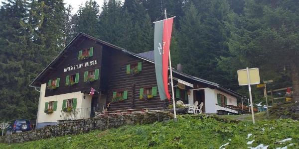 Alpengasthof Rellstal