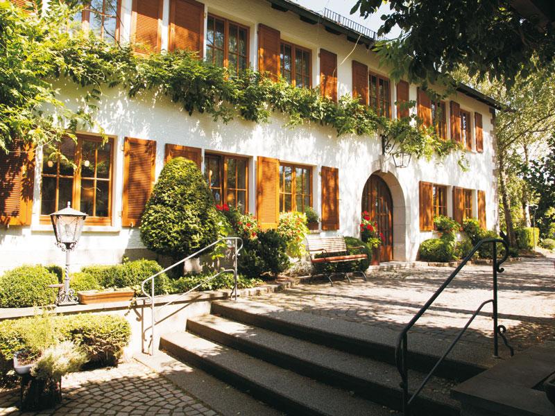 Hotel und Gutsgaststätte Rappenhof  - @ Autor: Beate Philipp  - © Quelle: Rappenhof